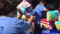 Generosity shown during Caring Cradles drive