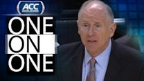 Miami Head Coach Jim Larrañaga | ACC One-on-One