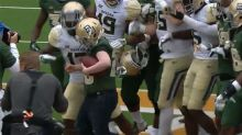 Watch: Baylor fan with Down syndrome scores touchdown in spring game
