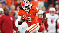 Watkins, Clemson Could Be SEC Title Buster