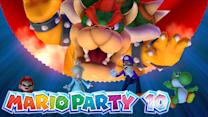 Bowser Party and Amiibo Impressions - Mario Party 10