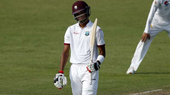 Chase leads Windies recovery against Pakistan