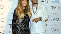 Khloé Kardashian And French Montana's Flirty Date Night At Jennifer Lopez's Party