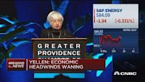 Yellen: US economy well positioned for growth