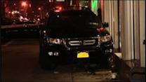 Out-of-control truck kills woman on sidewalk
