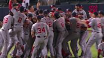 Nationals clinch the NL East
