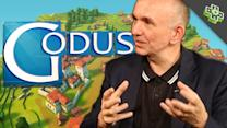 Peter Molyneux on Gaming's Future, Kickstarter Games and New Godus Gameplay! - Rev3Games