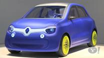 Renault reveal Twin'Z concept car