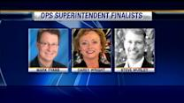 Finalists named in OPS superintendent search