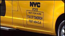 NYC`s `Taxis of Tomorrow` Unveiled