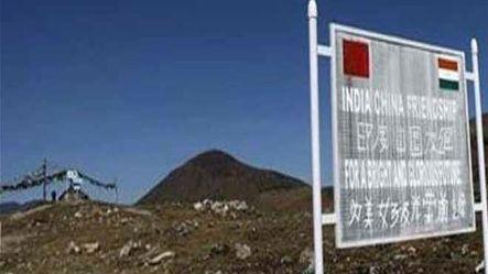 Again, Chinese troops crosses LAC; dismantle cameras