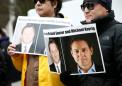 China rebuts Canadian criticism over detention of two men