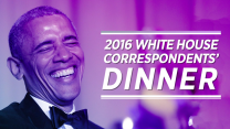 The best moments from the 2016 White House Correspondents' Dinner
