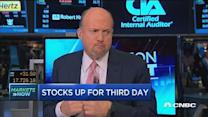 Cramer: Intel's Brian Krzanich is making his move