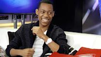 Tyler James Williams's Bromance With Matthew Perry