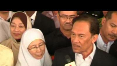 Malaysian opposition leader charged