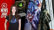 Fallout 4 Pip-Boy Edition Stock & Buy Red Bull For Destiny DLC?! - GS Daily News