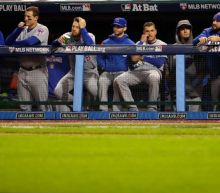 The Cubs were so bad in Game 1 that Cleveland police are worried