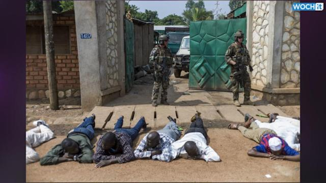 Angry Mobs Carry Out Revenge Attacks In Central African Republic