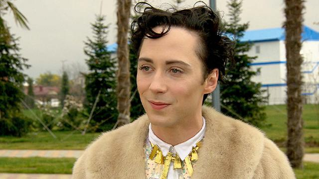 Johnny Weir On His Marriage To Victor Voronov: We Fight To 'Wear The Pants'