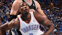 Serge Ibaka stars in return from injury, Spurs' offense sputter…