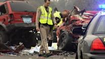 11 Dead in Two Horrific Wrong-Way Crashes