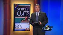 Cuts coming after Oak Hills school levy fails