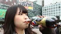 Pepsi Special, The Fat Blocking Soda, Hit Stores in Japan