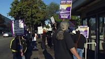 BART workers on strike; no negotiations scheduled