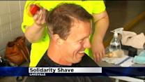 Lakeville Firefighters Shave Heads For Girl Undergoing Chemo