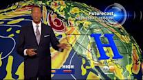 Kaj Goldberg's Weather Forecast (July 23)