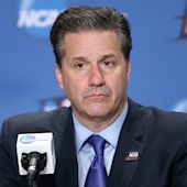 With nudging from Anthony Davis, John Calipari helping with Baton Rouge flood relief