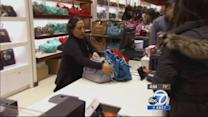 Holiday shopping getting started in October?