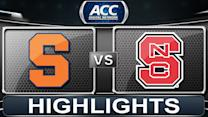 Syracuse vs NC State | 2013 ACC Football Highlights