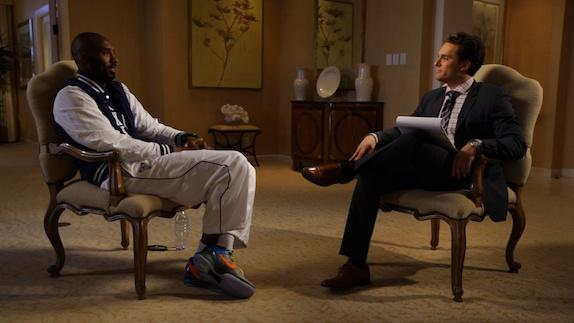 Kobe Bryant: I answer your questions