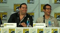 Comic-Con 2014 - Scorpion Panel: Part 1