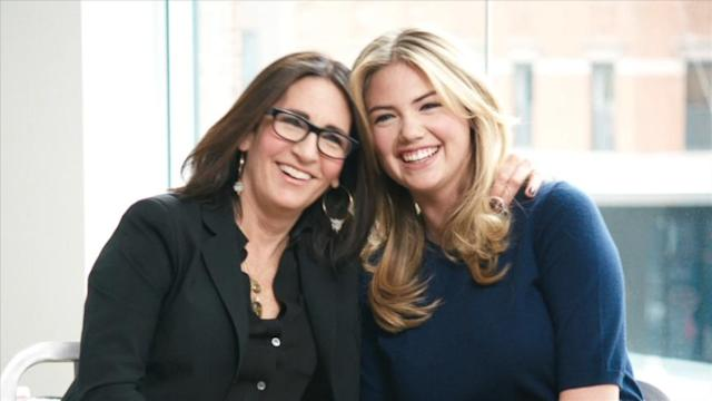 Kate Upton, Bobbi Brown Beauty Chat
