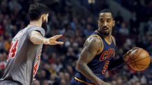 Sources: J.R. Smith's MRI results show no structural damage to knee