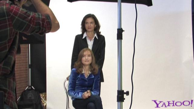 Intervista a Isabelle Huppert e Anne Fontaine