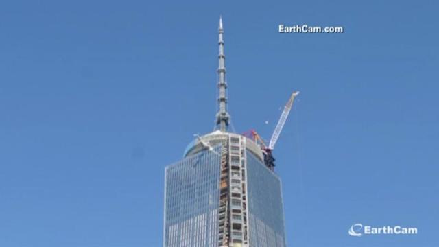 Chicago Challenges WTC Tallest Building Claim