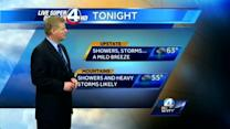John Cessarich's Forecast for April 11, 2012