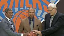 Derek Fisher Announced As Knicks Coach