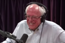 Bernie Sanders says he'll tell us if aliens exist if elected president
