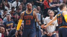 LeBron James, Cavaliers hold off Pacers for historically tight first-round sweep
