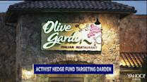 Olive Garden owners 'pleased' with chain's progress despite pasta promo debacle