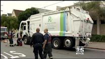 Homeless Man Falls Asleep In San Francisco Dumpster, Nearly Gets Crushed In Recology Truck