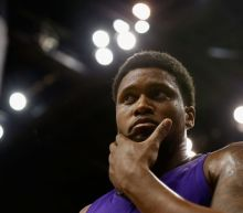 Rudy Gay gave George Karl a pretty dark welcome to Sacramento