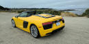 What You Learn After Driving the R8 Spyder