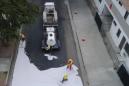 Cómo el nuevo color de las calles en Los Ángeles ayuda a combatir el calentamiento global