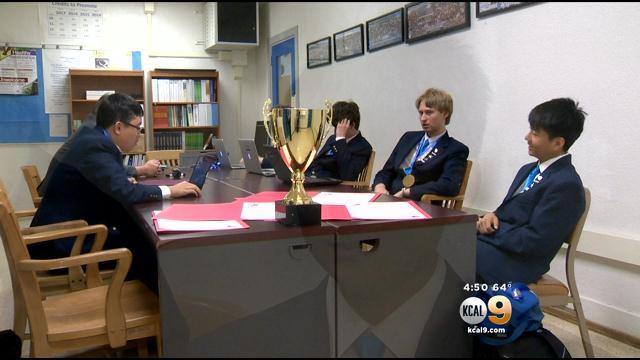 North Hollywood High Wins National Youth Cyber Defense Competition